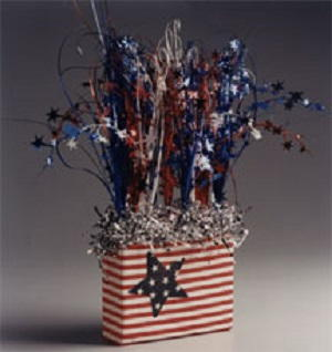 Fourth of July Centerpiece
