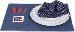 4th of July Picnic Placemat