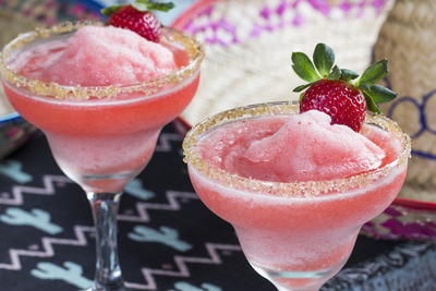 Ultimate Strawberry Margaritas