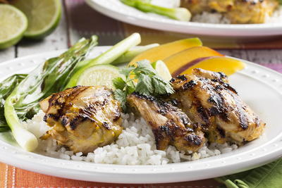 Mango Lime Chicken