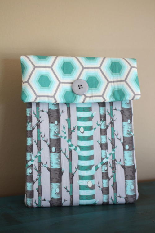 Easy Sew Padded Tablet Case