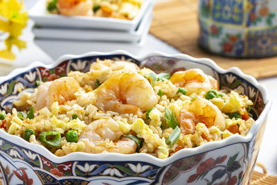 Weeknight Shrimp Fried Rice