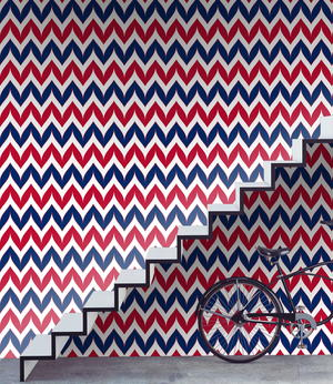 Patriotic Wallpaper Roll Giveaway