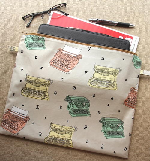 Simple Book Bag Sewing Pattern
