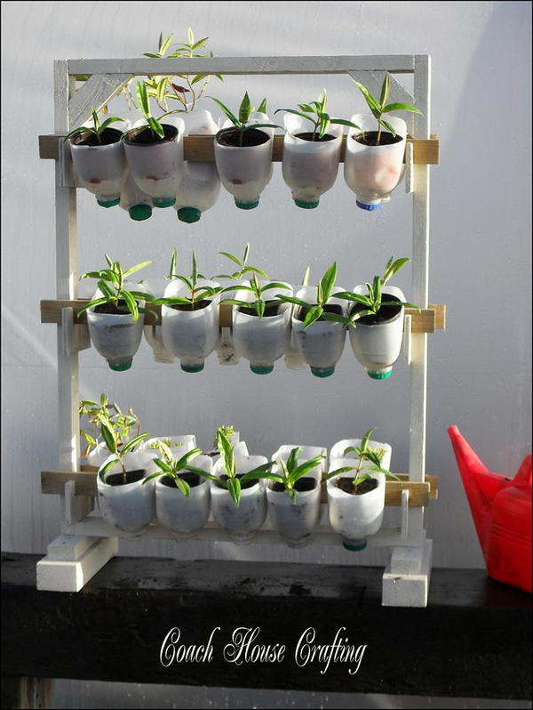 The Greenhouse Space Saver