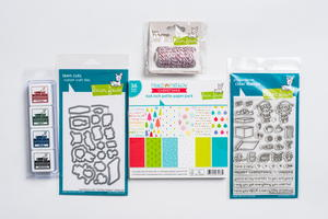 Perfect Christmas Paper and Stamp Set Giveaway