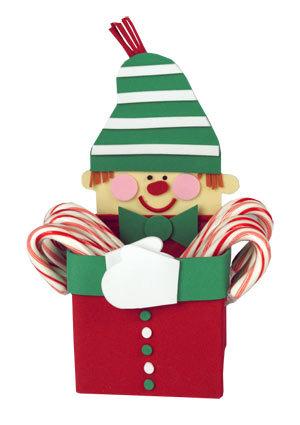 Elf Candy Cane Holder FaveCrafts