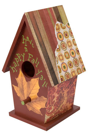 17 free birdhouse designs for Best birdhouse designs