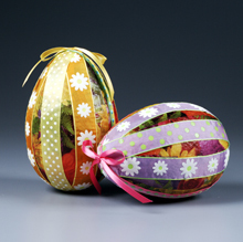 25 Recycled Crafts for Easter