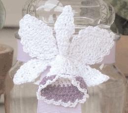 Crochet Orchid FaveCrafts.com