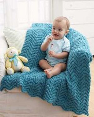 33 Free Knit Afghan Patterns | FaveCrafts.com