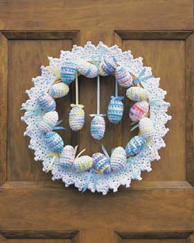 Spring Holiday Wreath Designs