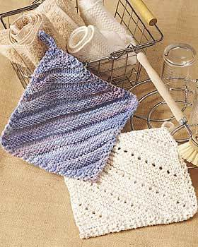 Simple Dishcloths