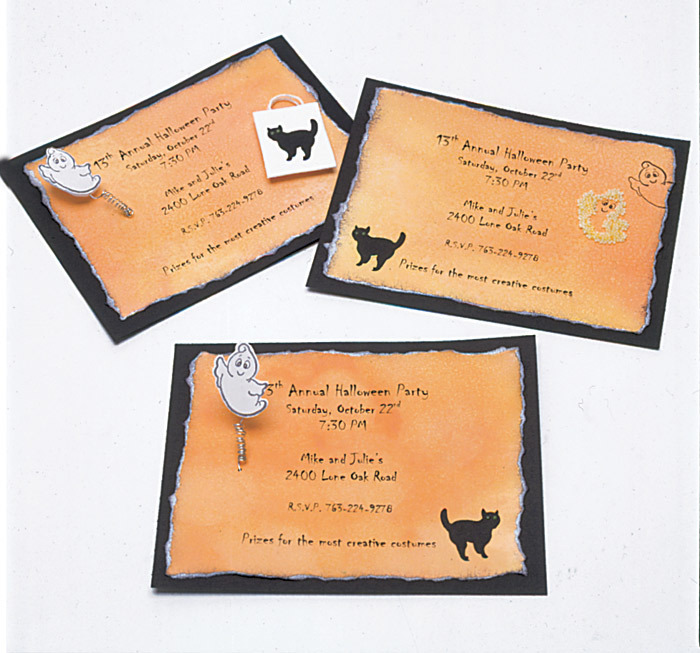 popup ghost cards from creative home arts  favecrafts