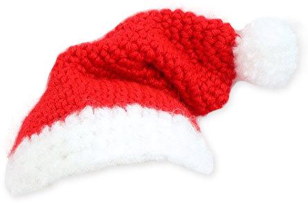 Baby Santa Hat Crochet Pattern Favecrafts