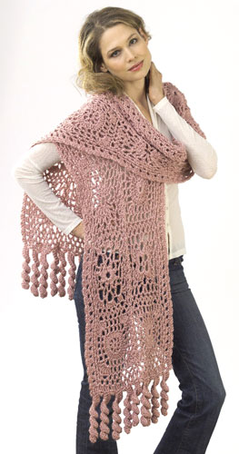 23 Crochet Patterns For Shawls And Wraps Favecrafts