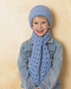 25 crochet scarf patterns favecrafts little blue hat and scarf set dt1010fo