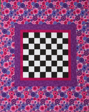 Checkerboard Quilt Pattern From C Amp T Publishing