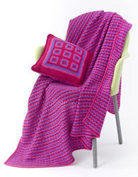 Tween Throw and Pillow Set