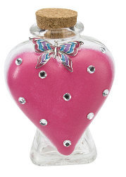 Heart Shaped Bottle