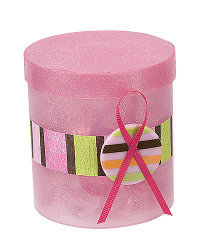 Pink Mini Storage Box