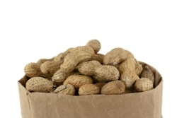 Boiled Green Peanuts