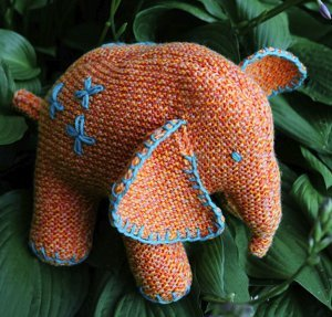 Flo the Elephant