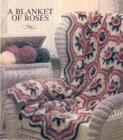 A blanket of roses afghan allfreecrochetafghanpatterns this crochet flower pattern is from 1984 but a blanket of roses afghan is timeless add a touch of femininity to your decor with one of the best free dt1010fo
