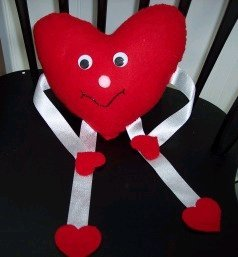 sewing valentine craft ideas stuffed person allfreesewing 5397