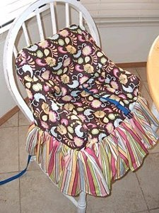 Booster Chair Cover