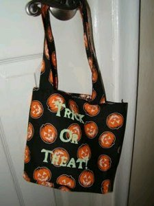 Bandanna Trick or Treat Bag