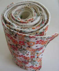 Rolled Kitchen Towels