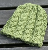Bitty Cabled Hat