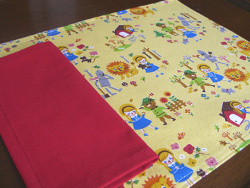 Placemats and Napkins for Kids