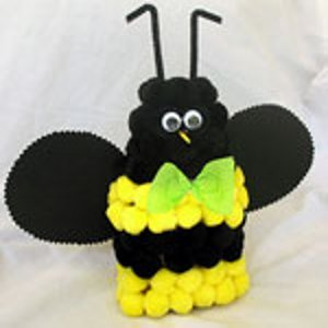 Fuzzy Bumble Bee