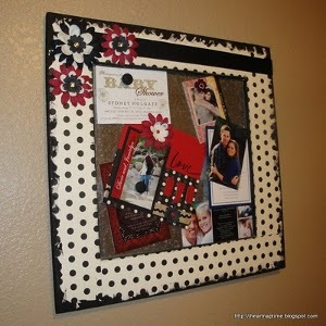 Diy magnet board for Where to buy magnets for crafts