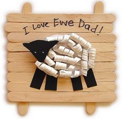 i love ewe father s day gift allfreeholidaycrafts com