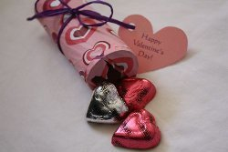 Valentine Candy Poppers