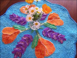 24 Sweet Spring Quilt Patterns and Easter Sewing Projects ... : spring quilt patterns - Adamdwight.com