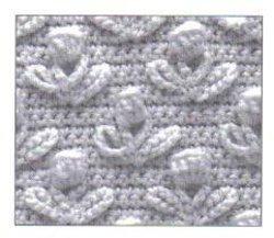 Crochet Pattern For Tulip Afghan : Tulip Square AllFreeCrochetAfghanPatterns.com