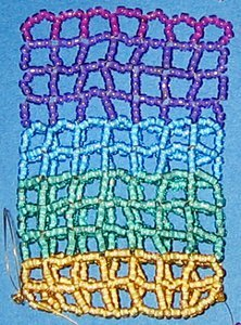 How to Right Angle Weave