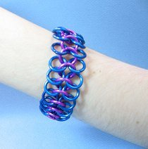 Easy and Colorful European 4 in 1 Bracelet