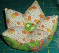 Five Point Pincushion