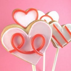 Licorice Love Cookie Pops
