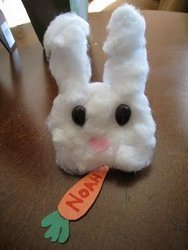 Easter Bunny Place Cards