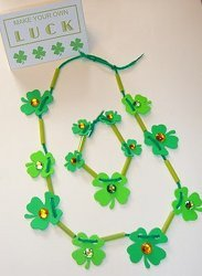 Shamrock Jewelry for Kids