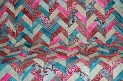 The Batik Braid Quilt