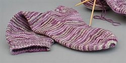 Basic Sock Knitting Pattern