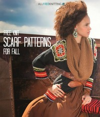 28 Free Knit Scarf Patterns for Fall