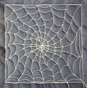 Spiderweb Quilting Design Favequilts Com